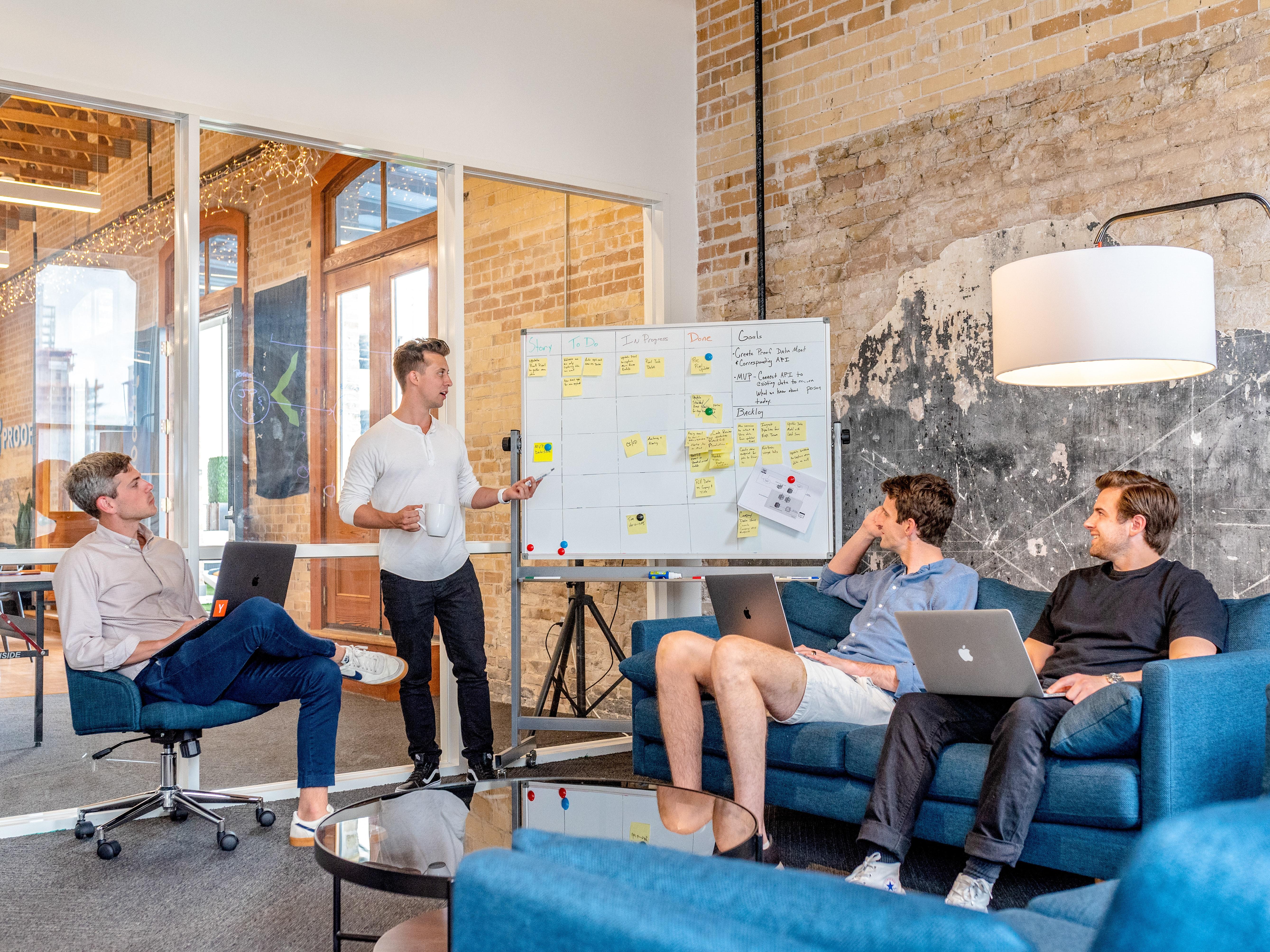 La leadership nelle campagne di vendita, di comunicazione e di marketing