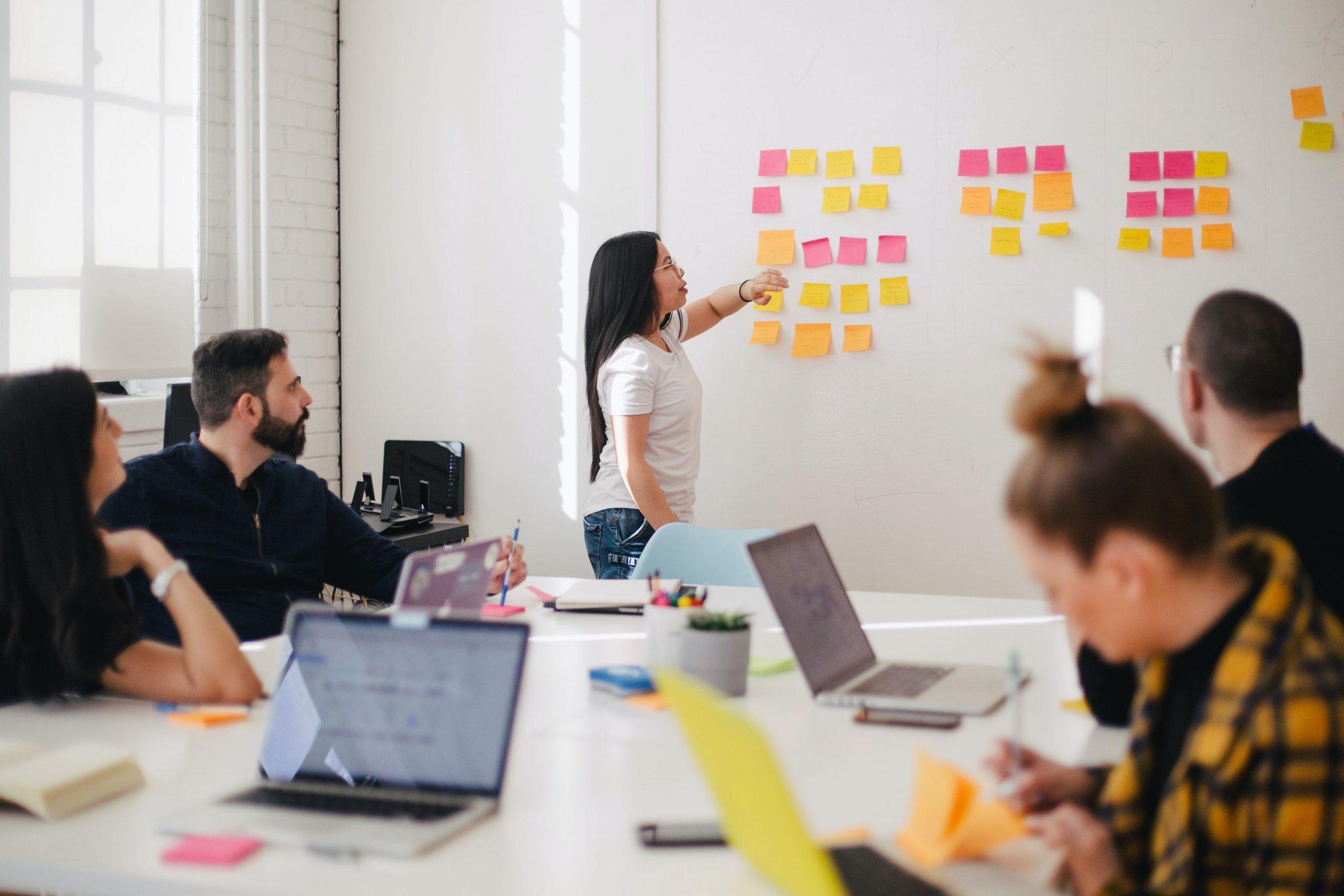 La struttura a 12 punti di una campagna di comunicazione e marketing