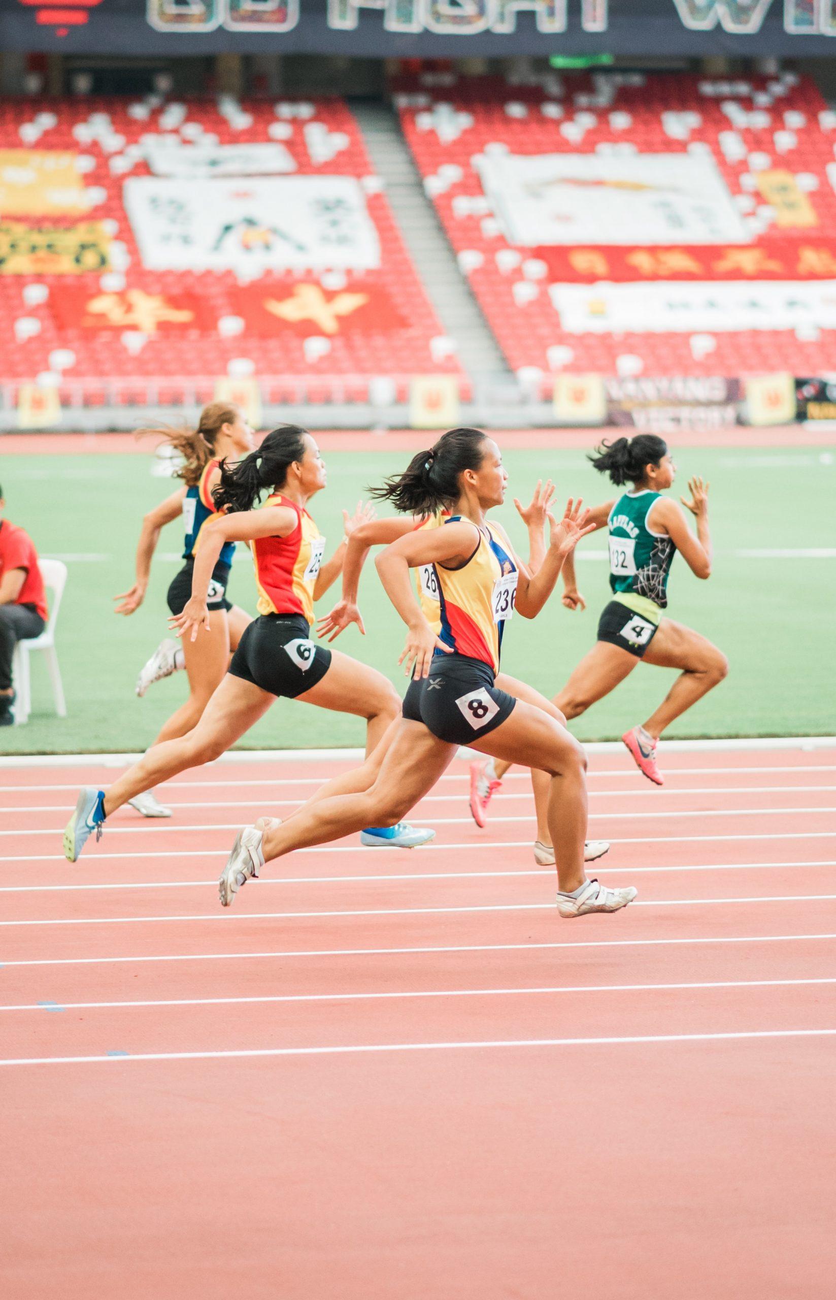 fotografi per eventi sportivi